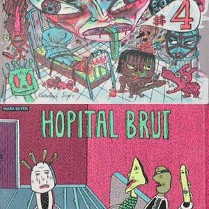 Hôpital Brut n° 4