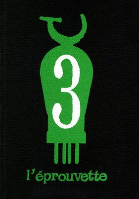 L'Éprouvette n° 3