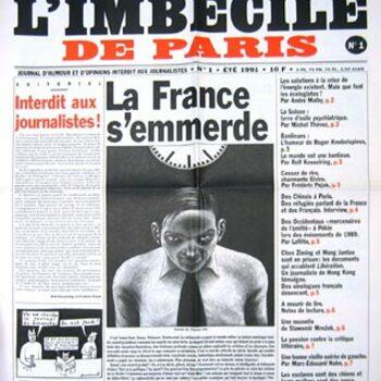 L'imbécile De Paris n° 1