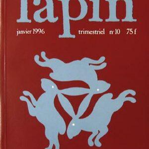 Lapin n° 10
