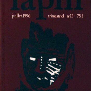 Lapin n° 12