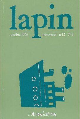 Lapin n° 13