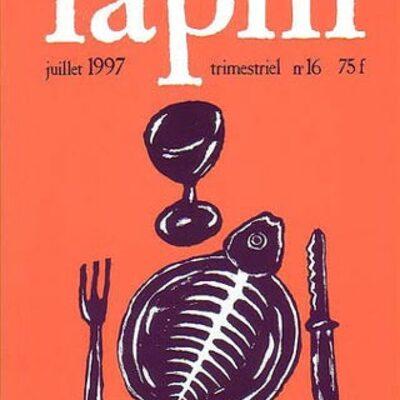 Lapin n° 16