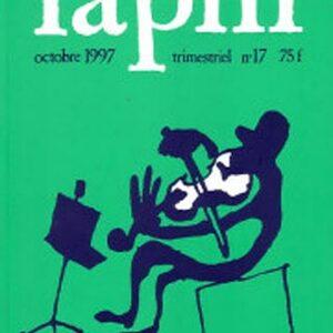 Lapin n° 17