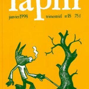 Lapin n° 18