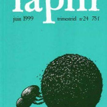 Lapin n° 24