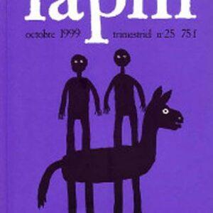 Lapin n° 25