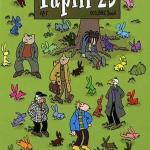 Lapin n° 29