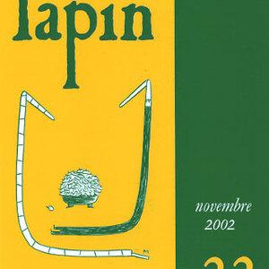 Lapin n° 33