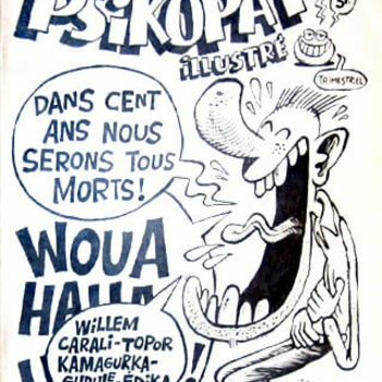 Le Petit Psikopat Illustré n° 1