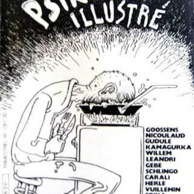 Le Petit Psikopat Illustré n° 3