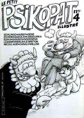 Le Petit Psikopat Illustré n° 4