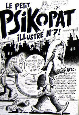 Le Petit Psikopat Illustré n° 7