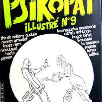 Le Petit Psikopat Illustré n° 9