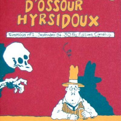 Les Aventures d'Ossour Hyrsidoux n° 1