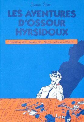 Les Aventures d'Ossour Hyrsidoux n° 2