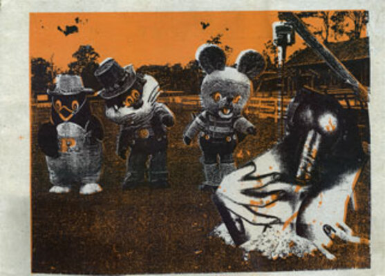 Okaba Toxic Batard n° 4