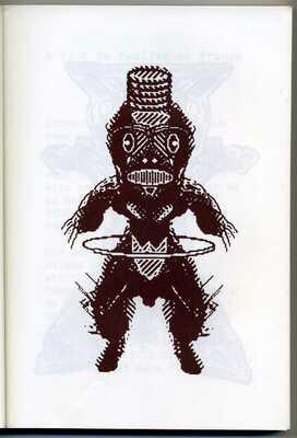 Illustration de Marc Caro extraite de Patate n° 1, 2000