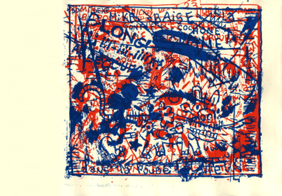 Illustration de Pakito Bolino extraite de Payé par l'Argent du Sale