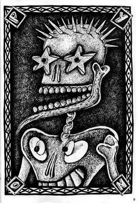 Illustration de Jacques Pyon extraite de Séduction n° 3, 1986.