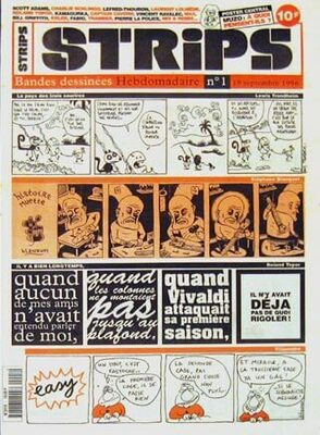 Strips n° 1