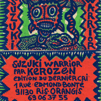 Suzuki Warrior
