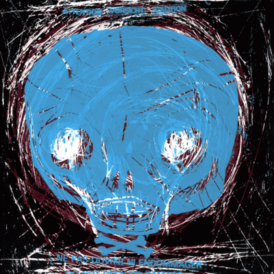 Tête de Mort Bleue
