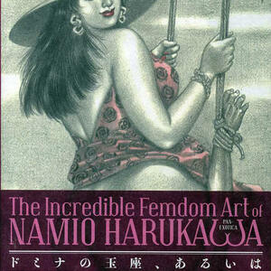 The Incredible Femdom Art of Namio Harukawa