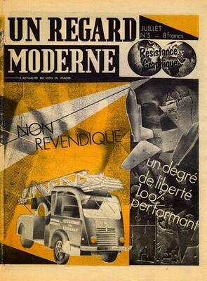 Un Regard Moderne n° 5