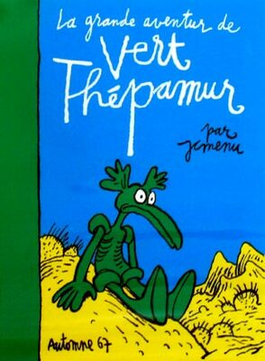 Vert Thépamur