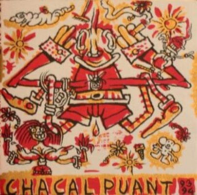 Catalogue Chacal Puant 1993-1994