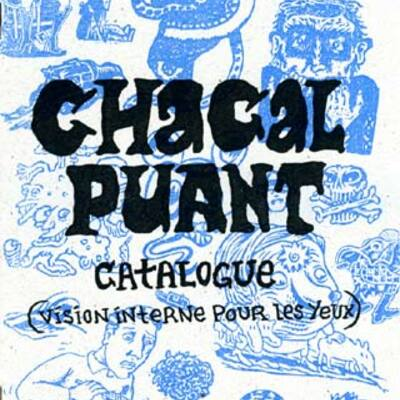 Catalogue Chacal Puant 1994