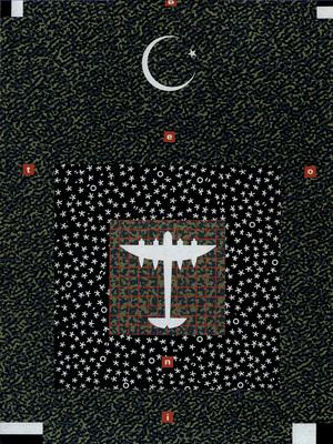 Dos de la pochette du portfolio Chic ou voyou, de Benito, éd. L'Atelier, 1983.