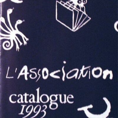 Catalogue L'Association 1993