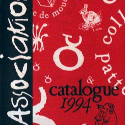 Catalogue L'Association 1994